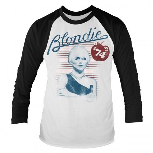 Tricou mânecă lungă Blondie Apple 74