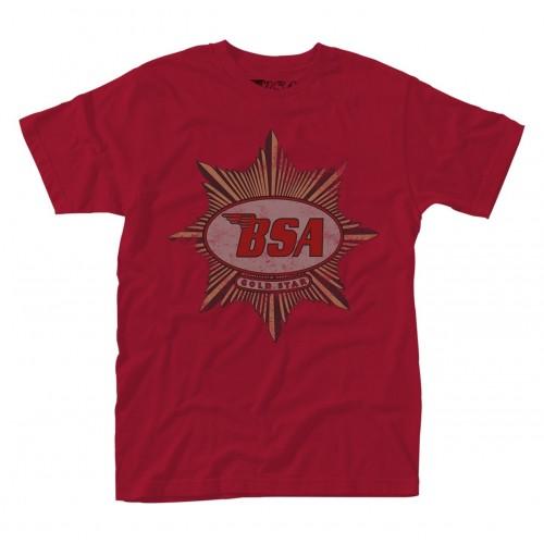 Tricou BSA Gold Star Badge