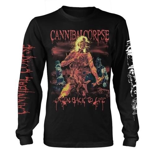 Tricou mânecă lungă Cannibal Corpse Eaten Back To Life