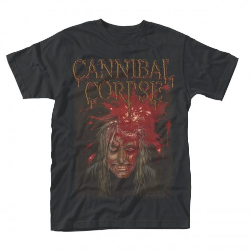 Tricou Cannibal Corpse Impact Spatter