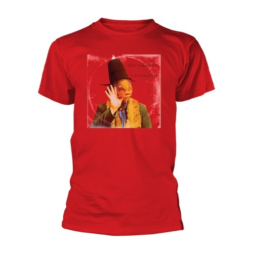 Tricou Captain Beefheart & His Magic Band Trout Mask Replica
