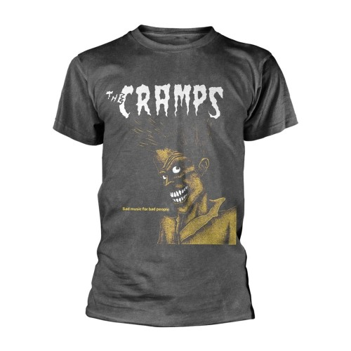 Tricou The Cramps Bad Music For Bad People