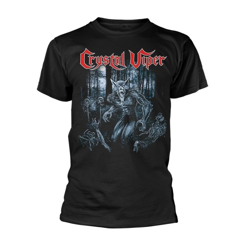 Tricou Crystal Viper Wolf & The Witch