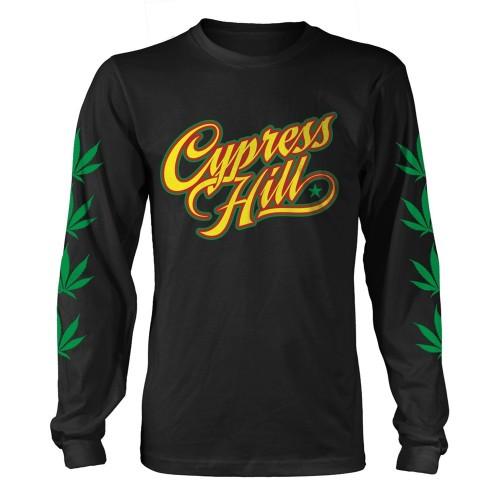 Tricou mânecă lungă Cypress Hill Rasta