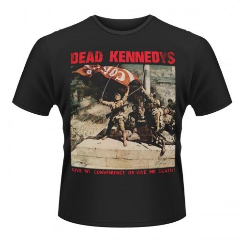 Tricou Dead Kennedys Convenience Or Death