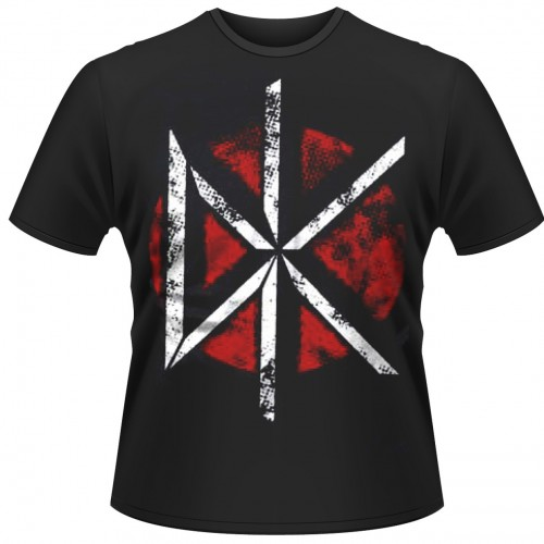 Tricou Dead Kennedys Distressed Dk Logo