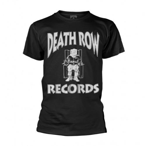 Tricou Death Row Records Logo