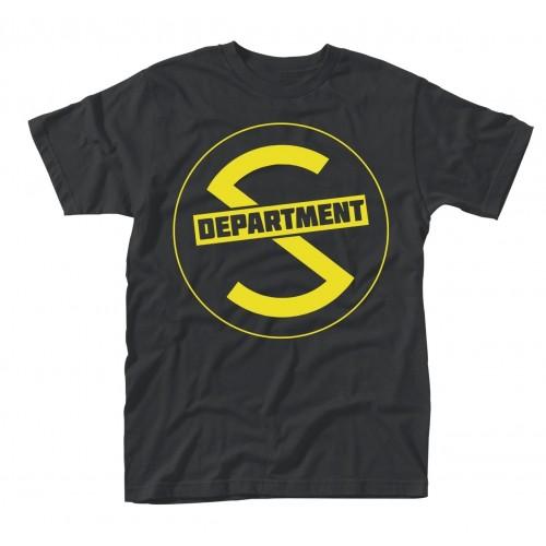 Tricou Department S Logo