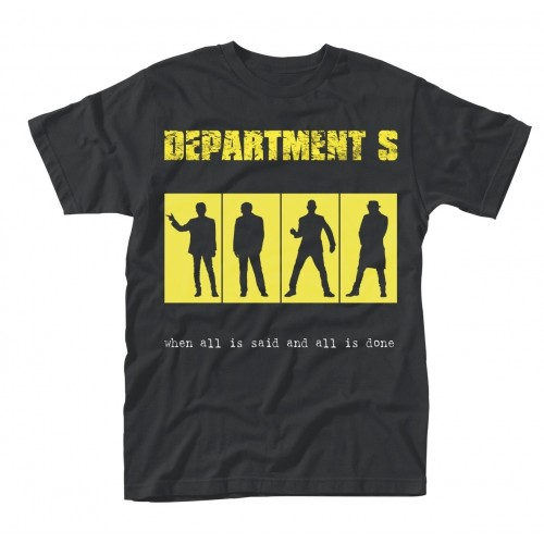 Tricou Department S Said And Done