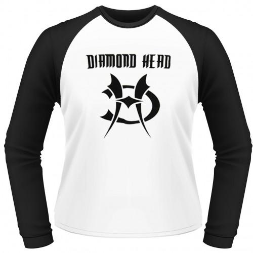 Tricou mânecă lungă Diamond Head Logo