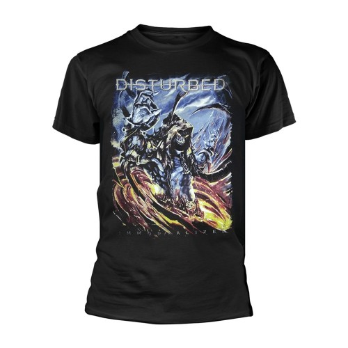 Tricou Disturbed The End