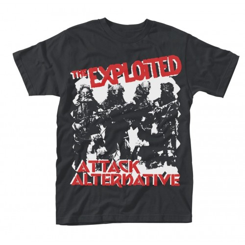Tricou The Exploited Attack