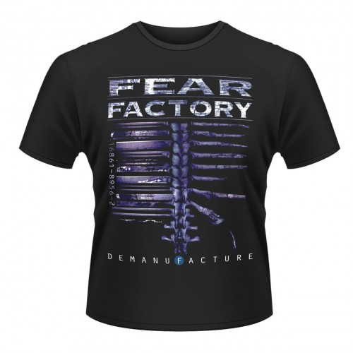 Tricou Fear Factory Demanufacture