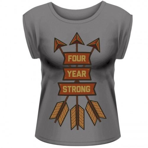 Tricou Damă Four Year Strong Arrows