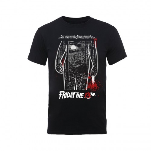 Tricou Friday The 13th Bloody Poster