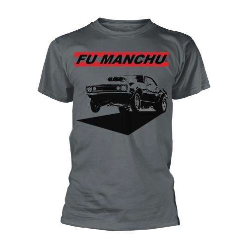 Tricou Fu Manchu Muscles