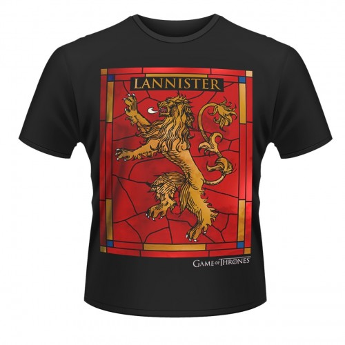 Tricou Game Of Thrones House Lannister