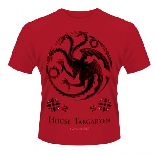 Tricou Game Of Thrones House Of Targaryen