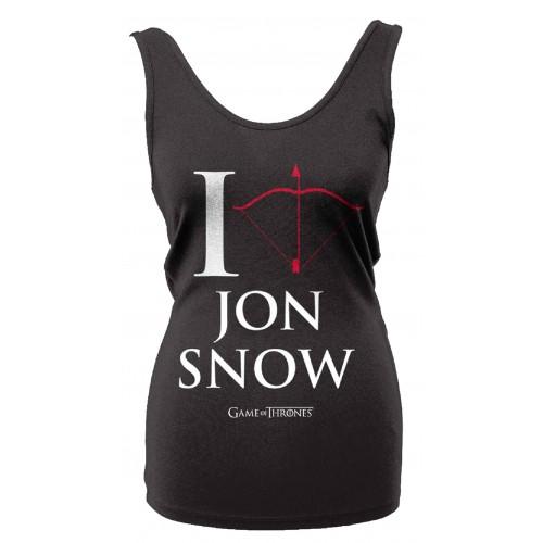 Maiou Damă Game Of Thrones I Love Jon Snow