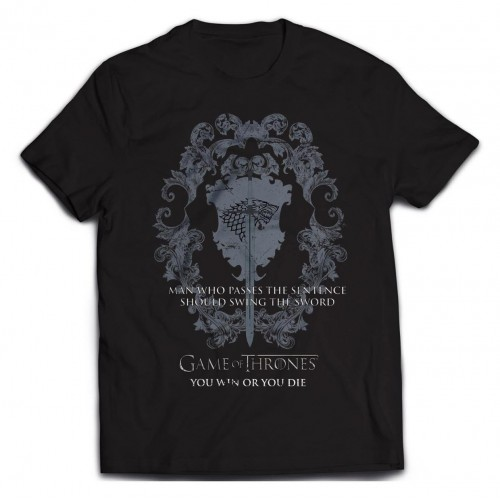 Tricou Game Of Thrones Swing The Sword