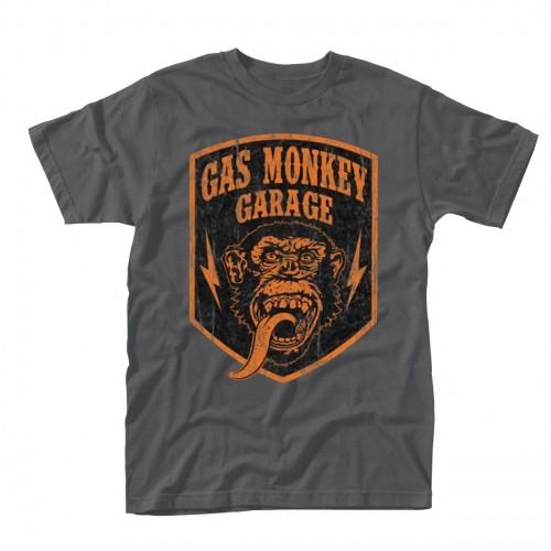 Tricou Gas Monkey Garage Shield