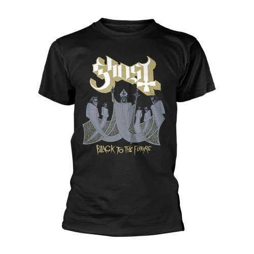Tricou Ghost Black To The Future