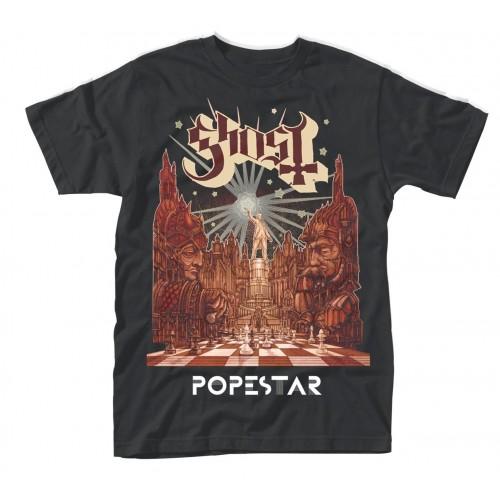 Tricou Ghost Popestar