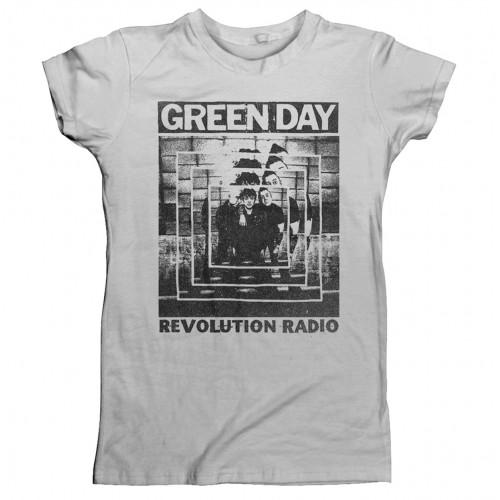 Tricou Damă Green Day Power Shot