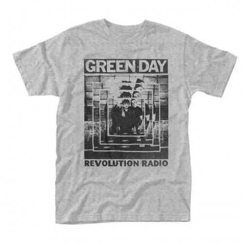 Tricou Green Day Power Shot