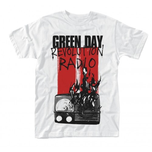 Tricou Green Day Radio Combustion