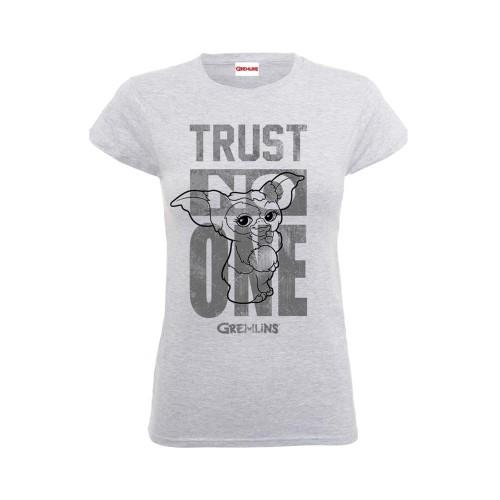 Tricou Damă Gremlins Trust No One