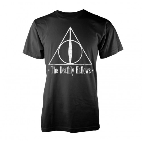 Tricou Harry Potter The Deathly Hallows
