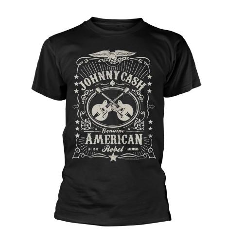 Tricou Johnny Cash American Rebel