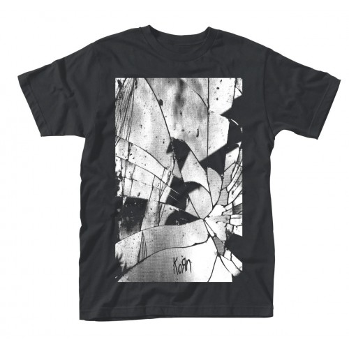 Tricou Korn Shattered Glass