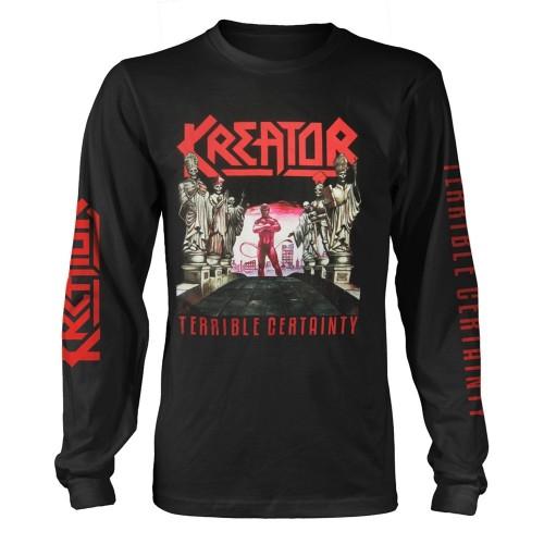 Tricou mânecă lungă Kreator Terrible Certainty