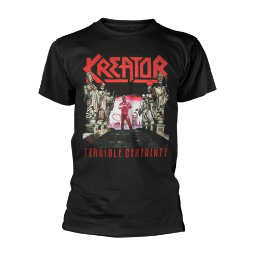 Tricou Kreator Terrible Certainty