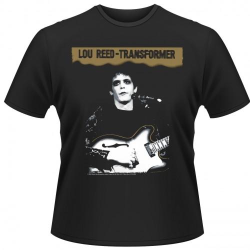 Tricou Lou Reed Transformer