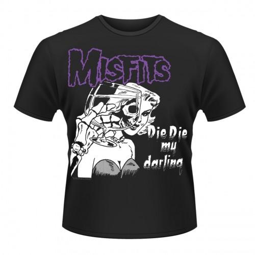 Tricou Misfits Die Die My Darling