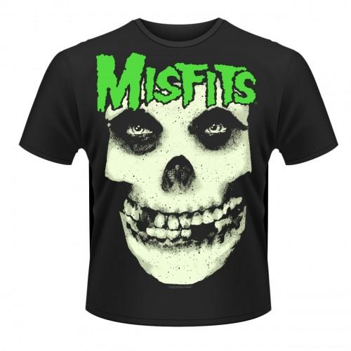 Tricou Misfits Glow Jurek Skull