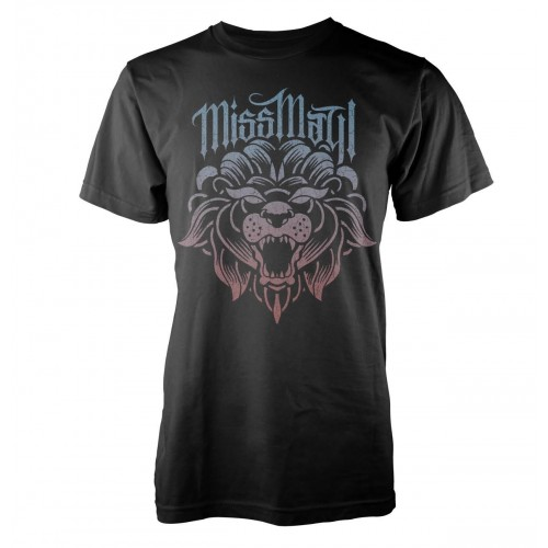 Tricou Miss May I Fade Lion
