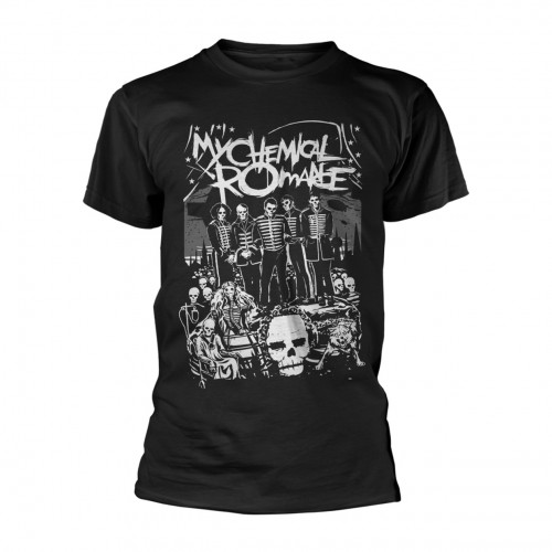 Tricou My Chemical Romance Dead Parade