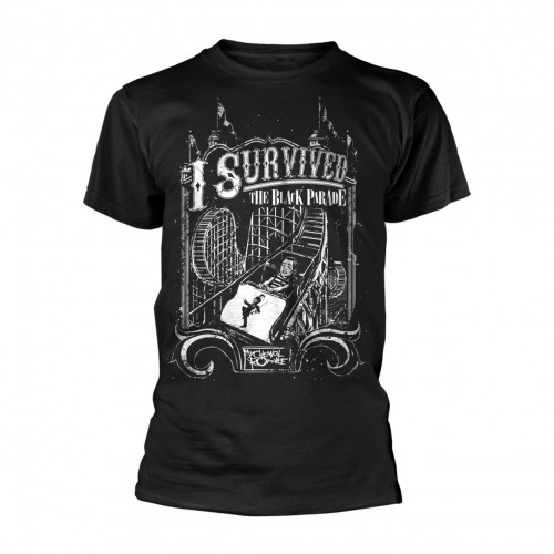 Tricou My Chemical Romance I Survived