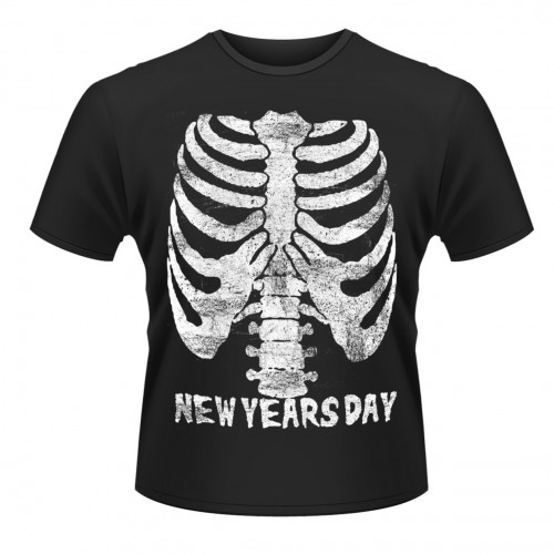 Tricou New Years Day Ribcage
