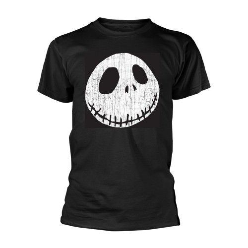 Tricou The Nightmare Before Christmas Cracked Face