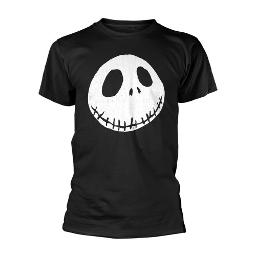Tricou The Nightmare Before Christmas Cracked Face Solid
