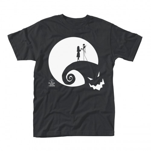 Tricou The Nightmare Before Christmas Moon Oogie Boogie