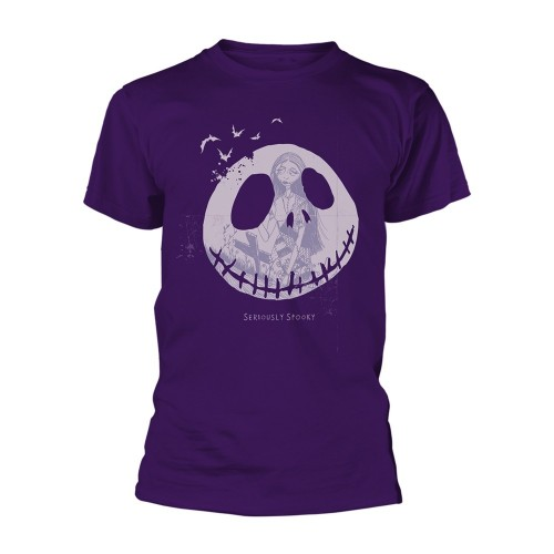 Tricou The Nightmare Before Christmas Seriously Spooky