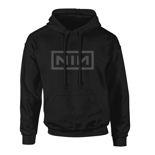 Hanorac Nine Inch Nails Classic Grey Logo