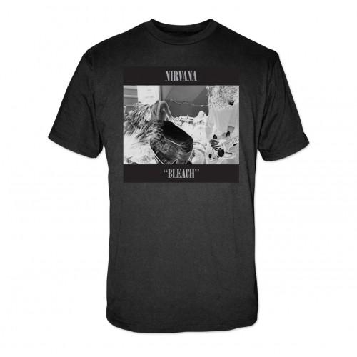 Tricou Nirvana Bleach