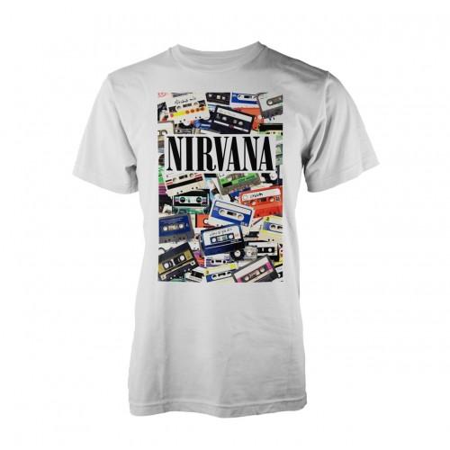 Tricou Nirvana Cassettes